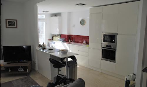 Kitchen reforms Albir