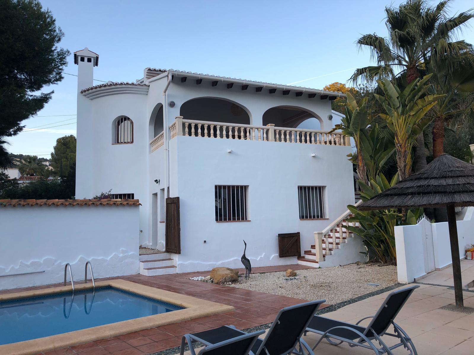 property renovations in benissa