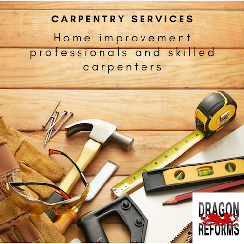 carpentry services Benidorm
